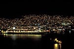 Mexico;Mexican;Latin_America;North_America;Central_America;Acapulco;boats;coasts;cruise_ships;cruising;Crystal_Harmony;Guerrero;harbour;holidays;liner;marine;night;seashores;seaside;tourism;transportation;travel;vacations;vessels;beaches