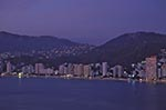 Mexico;Mexican;Latin_America;North_America;Central_America;Acapulco;beaches;coasts;dusk;Guerrero;seashores;seaside