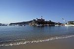 Mexico;Mexican;Latin_America;North_America;Central_America;Acapulco;Beach;beaches;Caleta;coasts;Guerrero;lighthouse;seashores;seaside