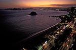 Mexico;Mexican;Latin_America;North_America;Central_America;Acapulco;Avenida_Miguel_Aleman;beaches;coasts;dusk;Guerrero;seashores;seaside