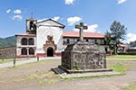 Mexico;Mexican;Latin_America;North_America;Central_America;Angahuan;beliefs;Catholic;Christianity;creed;faith;Michoacan;Purepecha;religion;Santiago_Apostol_y_Curato_Church;Michoacan