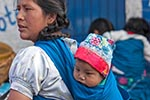 Mexico;Mexican;Latin_America;North_America;Central_America;Angahuan;babies;baby;back;childhood;children;female;infants;Michoacan;people;Mexicans;person;persons;Purepecha;tots;woman;women;baby;Michoacan