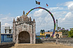 Mexico;Mexican;Latin_America;North_America;Central_America;Architecture;Art;Art_history;beliefs;Catholic;Christianity;Christian;creed;Earliest_16th_Century_Monasteries_on_the_Slopes_of_Popocatepetl;faith;religion;Spanish_Colonial;UNESCO;World_Heritage_Site;Side_chapel;Augustinian;convent;Convento_de_San_Mateo;Atlatlahucan;Morelos