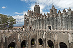 Mexico;Mexican;Latin_America;North_America;Central_America;Architecture;Art;Art_history;beliefs;Catholic;Christianity;Christian;creed;Earliest_16th_Century_Monasteries_on_the_Slopes_of_Popocatepetl;faith;religion;Spanish_Colonial;UNESCO;World_Heritage_Site;Courtyard;Augustinian;convent;Convento_de_San_Mateo;Atlatlahucan;Morelos