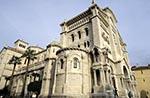 Art;Art_history;Cathedral;church;Europe;Europa;Mediterranean;Monaco;Monegasque;Monte_Carlo;Romanesque_Revival;Architecture;Christianity;Christian;Catholic;religion;faith;beliefs;creed