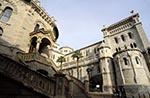Art;Art_history;Cathedral;church;Europe;Europa;Mediterranean;Monaco;Monegasque;Monte_Carlo;Neo_Byzantine;Architecture;Christianity;Christian;Catholic;religion;faith;beliefs;creed