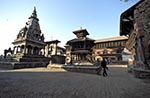Nepal;Nepali;Nepalese;Asia;Architecture;Art;Art_history;Himalayas;Kathmandu_Valley;South_Asia;UNESCO;World_Heritage_Site;Bhaktapur;Kathmandu_Valley;Madhyamanchal;Central_Region;Vatsal_Durga_Temple;Chyasilin_Mandapa