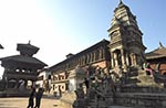 Nepal;Nepali;Nepalese;Asia;Architecture;Art;Art_history;Himalayas;Kathmandu_Valley;South_Asia;UNESCO;World_Heritage_Site;Bhaktapur;Kathmandu_Valley;Madhyamanchal;Central_Region;Siddhi;Lakshmi_Temple;Window;Palace