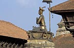 Nepal;Nepali;Nepalese;Asia;Art;Art_history;Himalayas;Kathmandu_Valley;Sculpture;South_Asia;UNESCO;World_Heritage_Site;Bhaktapur;Kathmandu_Valley;Madhyamanchal;Central_Region;King;Bhupatindra;Mallas_Column