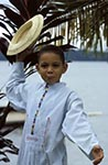 Panama;Art;Art_history;arts;attires;boy;boys;child;children;youngsters;kids;childhood;person;people;Panamanians;boys;Central_America;childhood;children;cloth;clothes;clothing;costume;crafts;dress;fabrics;garments;handicrafts;kids;Latin_America;outfits;Panamanian;people;Panamanians;persons;textiles;youngsters;Boy;wearing;Montuno