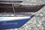 beaches;boats;vessels;transportation;coasts;island;seashores;seaside;tropical;Boracay;Aklan;Outriggers;White_Beach;Philippines;Philippine;Filipino;Asia;Southeast_Asia