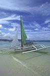 beaches;boats;vessels;transportation;coasts;island;seashores;seaside;tropical;Boracay;Aklan;Vinta;White_Beach;Philippines;Philippine;Filipino;Asia;Southeast_Asia