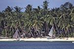 beaches;boats;vessels;transportation;coasts;island;seashores;seaside;tropical;Boracay;Aklan;Vintas;shore;White_Beach;Philippines;Philippine;Filipino;Asia;Southeast_Asia