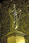 Poland;Polish;Polska;Europe;Europa;UNESCO;World_Heritage_Site;Medieval_Town_of_Torun;Torun;Kujavian_Pomeranian_Voivodship;Statue;Nicholas_Copernicus;night