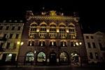 Poland;Polish;Polska;Europe;Europa;19th_century;Architecture;Art;Art_history;Gothic_Revival;Medieval_Town_of_Torun;Neo_Gothic;UNESCO;World_Heritage_Site;Torun;Kujavian_Pomeranian_Voivodship;Artus;Court;Old_Town;Market;night
