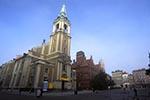 Poland;Polish;Polska;Europe;Europa;Architecture;Art;Art_history;Baroque;Medieval_Town_of_Torun;UNESCO;World_Heritage_Site;Torun;Kujavian_Pomeranian_Voivodship;Church;Holy_Spirit