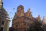 Poland;Polish;Polska;Europe;Europa;Architecture;Art;Art_history;Gothic;Medieval;Medieval_Town_of_Torun;UNESCO;World_Heritage_Site;Torun;Kujavian_Pomeranian_Voivodship;Old_Town;Market