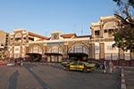 Senegal;Senegalese;Africa;Africa;Architecture;Art;Art_History;French_colonial;public_transportation;railroads;railways;trains;Dakar;Train;station