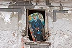 Slovakia;Slovakian;Slovak;Europe;Eastern_Europe;Europa;Art;Bratislava;dilapidated;house;window