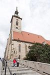 Slovakia;Slovakian;Slovak;Europe;Eastern_Europe;Europa;Architecture;Art;Art_history;Bratislava;Cathedral;Christianity;Christian;Catholic;religion;faith;beliefs;creed;church;Gothic;Medieval;Middle_Ages;St_Martin