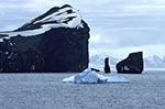 South_Shetland_Islands;Antarctica;Antarctic;polar;glacial;ice;scientist;sciences;scientific;research;polar;glacial;volcano;volcanoes;volcanic;Black_basalt_columns;Deception_Island