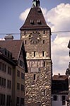 Switzerland;Schweiz;Suisse;Svizzera;Swiss;Europe;Europa;Aarau;Architecture;Art;Art_history;Gothic;Medieval;Middle_Ages;Upper_Gate_Tower