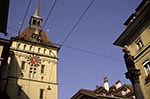 Switzerland;Schweiz;Suisse;Svizzera;Swiss;Europe;Europa;Architecture;Art;Art_history;Bern;Berne;Gothic;Käfigturm;Medieval;Middle_Ages;prison_tower;UNESCO;World_Heritage_Site