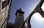Syrian;Syrian;Arabia;Arabian;_al_Gharbiye;Architecture;Art;Art_history;Asia_Islam;beliefs;Byzantine;Colonnade;creed_Islamic;Damascus;faith;Islam;Middle_East;Minaret;Moslem;Muslim;Near_East;religion;Umayyad_Mosque;UNESCO;World_Heritage_Site