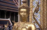 Thailand;Thai;Siam;Siamese;Southeast_Asia;Asia;Art;Art_history;Buddhism;Buddhist;religion;faith;beliefs;creed;Sculpture;Bangkok;Gilded;Apsonsi;figure;Wat_Phra_Kaew