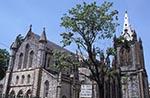 Trinidad_Tobago;Trinidad;island;South_America;Trinidadian;Caribbean;19th_century;Architecture;Art;Art_history;Gothic_Revival;islands;Neo_Gothic;tropical;Port_of_Spain;St_Anns_Church