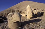 Turkey;Turkish;Asia;Europe;Adiyaman;Antiochus_I;Archaeology;Art;Art_history;Eagle;Epiphanes;Hellenism;Mausoleum;Nemrut_Dag;ruler;Commagene;Sculpture;Statue;UNESCO;Western_Terrace;World_Heritage_Site;Ancient