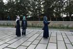 Ankara;Anitkabir;Asia;Ataturk;mausoleum;memorial;Middle_East;Mustafa_Kemal_Atatürk;Turkey;Turkish;woman;_women;_female;_person;_people
