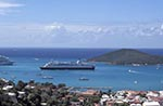 US_Virgin_Islands;Virgin_Islands;Caribbean;Americans;Antilles;cruise_ships;cruising;liner;tourism;holidays;vacations;travel;boats;vessels;marine;transportation;islands;tropical;USA;United_States_of_America;USA;West_Indies;St_Thomas;Charlotte_Amalie