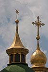 Ukraine;Ukrainian;Europe;Eastern_Europe;Europa;Art;Art_history;Baroque;beliefs;Christianity;Christian;creed;Eastern_Orthodox;faith;Kiev;Onion_domes;religion;Saint_Sophia_Cathedral;UNESCO;World_Heritage_Site;Architecture