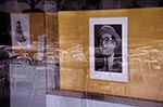 North_America;USA;USA;United_States_of_America;Americans;Los_Angeles;California;United_States;Photo;Harold;Lloyd;window;reflection;metal;chairs