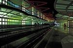 airports;Americans;Architecture;Art;Art_history;Modern_art;North_America;Modern_Architecture;terminals;USA;United_States_of_America;USA;OHare_International_Airport;Chicago;Illinois;United_States;Light_sculpture;Helmut_Jahn