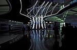 airports;Americans;Architecture;Art;Art_history;Modern_art;North_America;Modern_Architecture;terminals;USA;United_States_of_America;USA;Chicago;Illinois;United_States;Light_sculpture;Helmut_Jahn