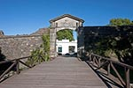 Uruguay;Uruguayan;Latin_America;Art;Art_history;UNESCO;World_Heritage_Site;Colonia;City;Gate;wooden;drawbridge