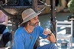 Uruguay;Uruguayan;Latin_America;man;men;male;person;people;persons;people;Montevideo;Man;smoking;Mercado_del_Puerto;Market