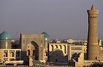 Uzbekistan;Uzbek;Uzbekistani;Central_Asia;Asia;Art;Art_history;Bukhara;Historic_Centre_of_Bukhara;Kalan;Medresseh;Minaret;Mir_i_Arab;Muslim;UNESCO;World_Heritage_Site;Architecture