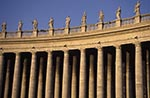 Vatican;Vatican_City;Holy_See;Rome;Europe;Europa;Italy;Architecture;Art;Art_history;Baroque;beliefs;Catholic;Christianity;Christian;church;creed;Europe;faith;Gian_Lorenzo_Bernini;Holy_See;religion;Statues_Colonnade;UNESCO;World_Heritage_Site