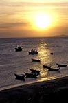 Vietnam;Vietnamese;Asia;Indochina;Southeast_Asia;fisherman;fishermen;fishing_industry;ships;boats;vessels;marine;transportation;Phan_Thiet;Binh_Thuan;Fishing;boats;Mui_Na;sunset